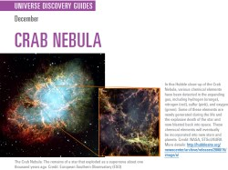 Universe Discovery Guide: December