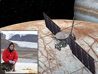 NSN Webinar: The Europa Clipper Mission: Exploring a Potentially Habitable World