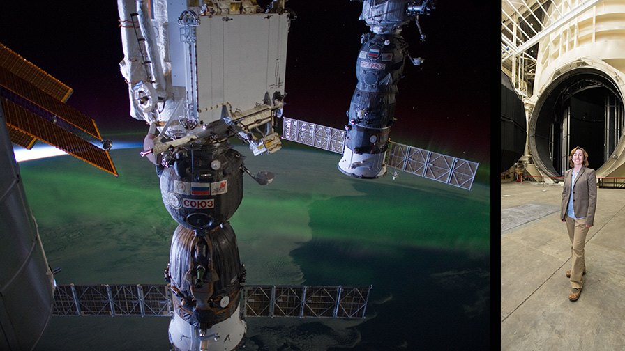 NSN Webinar: One Year Mission on the ISS