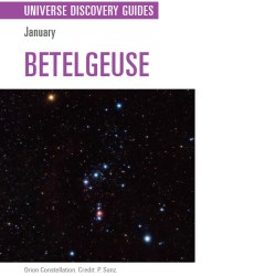 Universe Discovery Guide: January