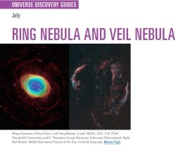 Universe Discovery Guide: July