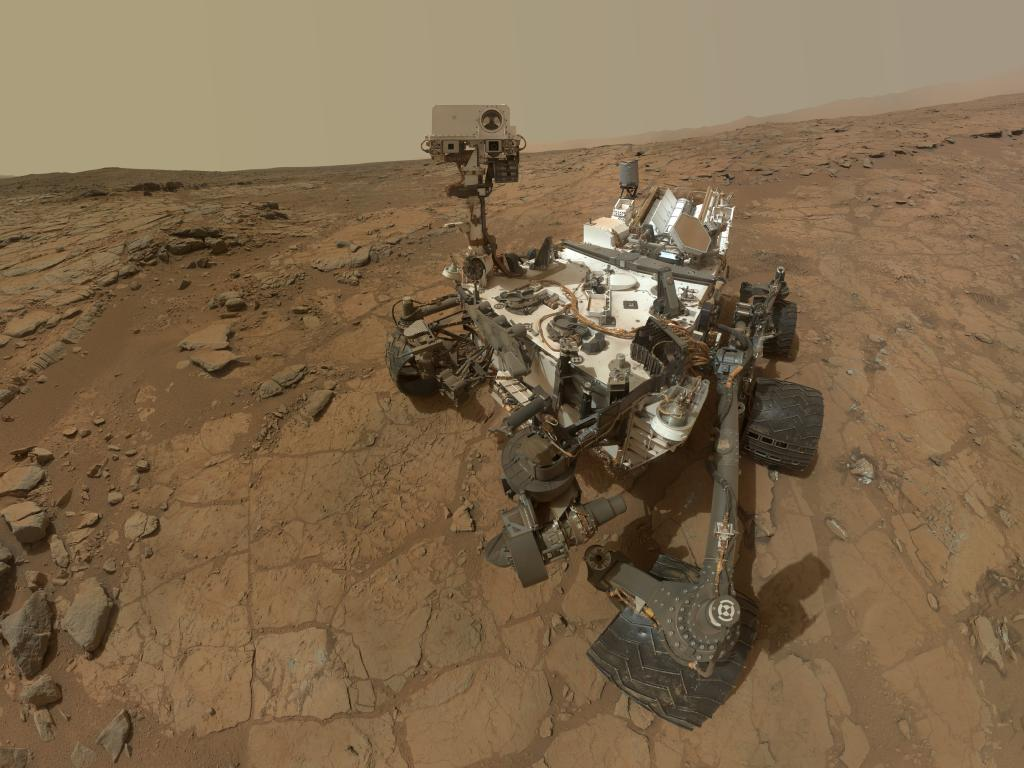 Telecon: Mars Update with Dr. Yingst, March 2013
