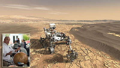 NSN Webinar: Mars 2020 Rover: Searching for Signs of Ancient Life