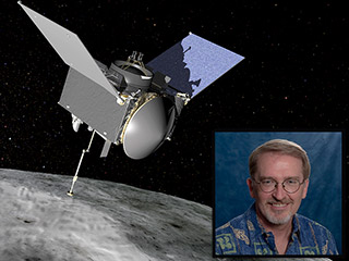 NSN Webinar: The OSIRIS-REx Asteroid Sample Return Mission