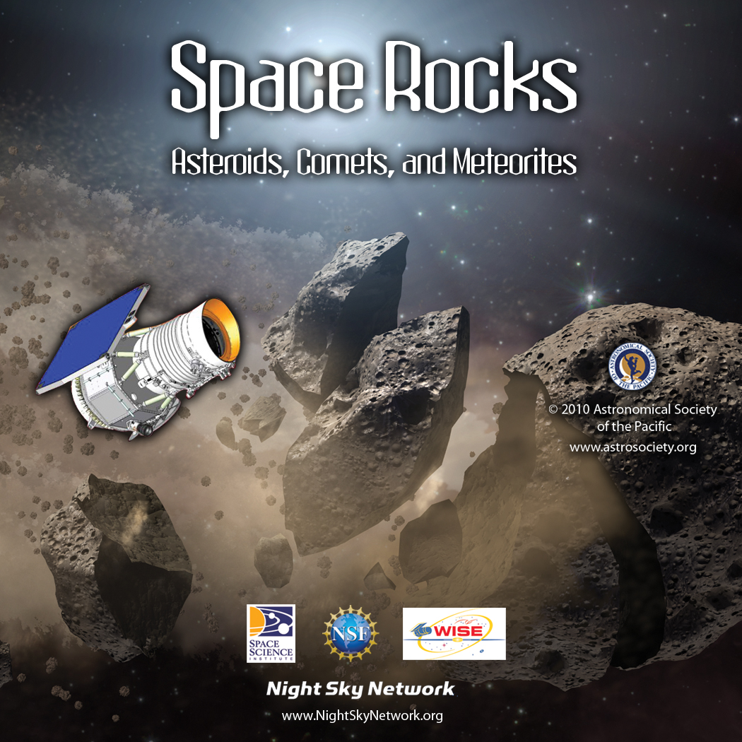 Space Rocks Toolkit Manual and Activities