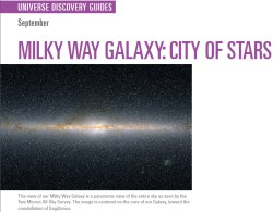 Universe Discovery Guide: September