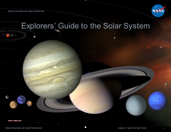jpl solar system dynamics - photo #9