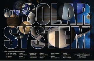Solar System Images from NASA [Handout]