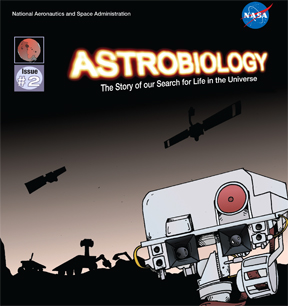 Telecon: Astrobiology with Dr. David Morrison