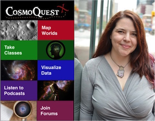 NSN Webinar: Cloudy Night Science with CosmoQuest