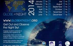 Telecon: Globe at Night in 2014