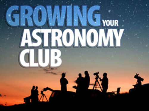Growing Your Astronomy Club