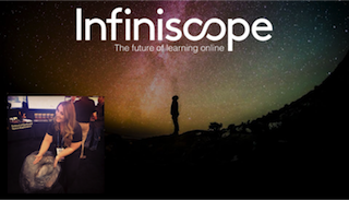 NSN Enrichment Webinar: NASA Education Resources in Infiniscope
