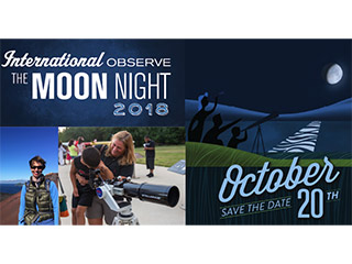 NSN Webinar: One Month Until International Observe the Moon Night!