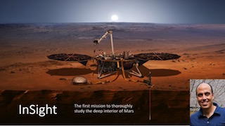 NSN Webinar: Exploring the Birth of Rocky Planets: The InSight Mission to Mars