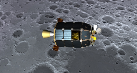Telecon: Exploring the Moon with LADEE