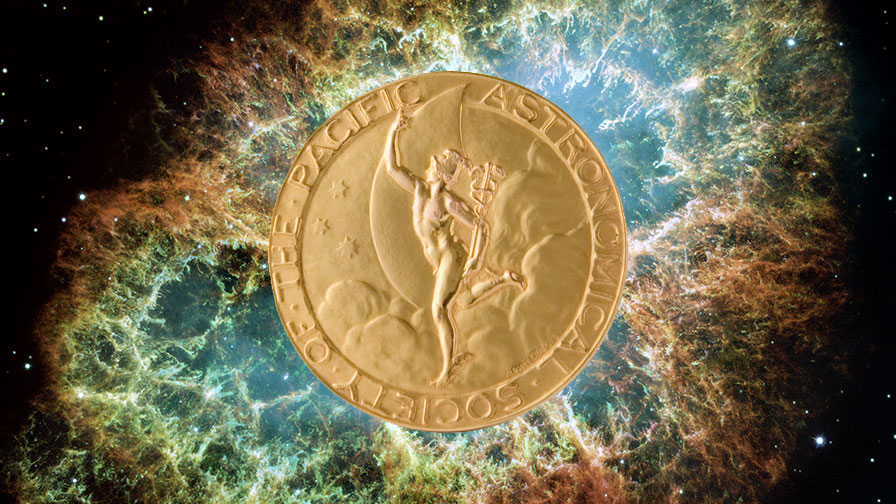 Nominate Your Favorite Astronomers for Prestigious Awards!