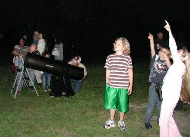 Celebrate Astronomy Every Day (and Night)