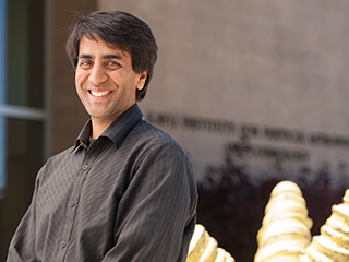 Dr. Mandeep Gill, photo courtesy Stanford