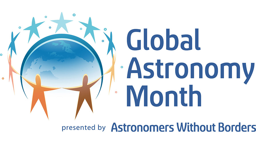 Global Astronomy Month is back for 2017!