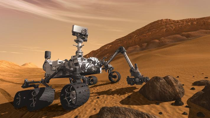 Telecon July 23rd: Mars Science Lab and Curiosity Rover