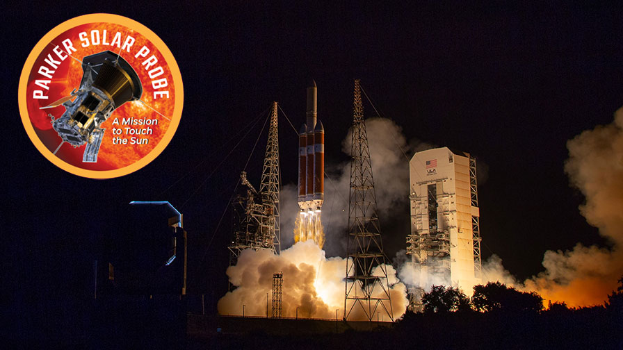Touch the Sun: The Parker Solar Probe has launched!