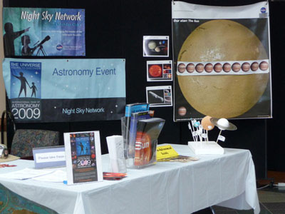 Find local Astronomy Events!