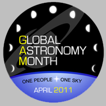 Celebrate Global Astronomy Month this April with Astronomy Heroes!<p>