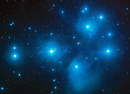 Pleiades, The Teenage Sisters
