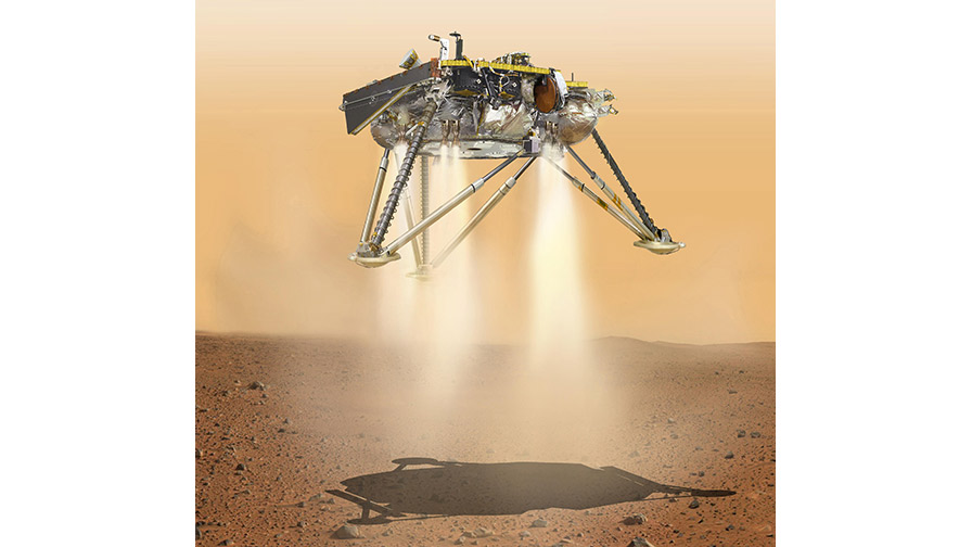 Follow NASA InSight's Landing on Mars