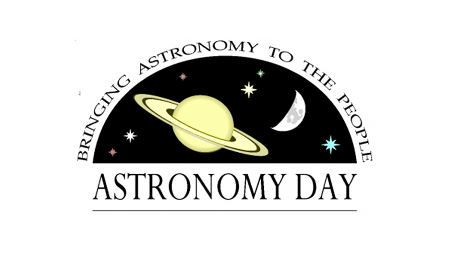 Celebrate Astronomy Day on Saturday April 29