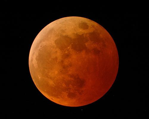 Total Lunar Eclipse on December 10, 2011<p>