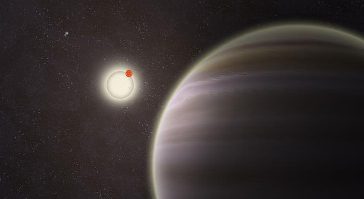 Amateur Astronomers Discover a Four-Star Planet with NASA's Kepler