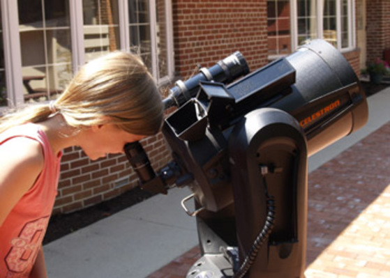 Coming to a Sidewalk Near You: A Telescope!