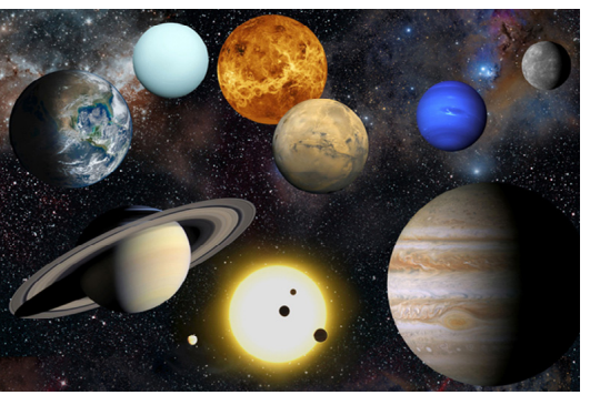 Universe Discovery Guide for April: Discover Planet Families