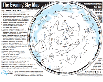 NASA Night Sky Map Page Pics About Space - Us night sky map